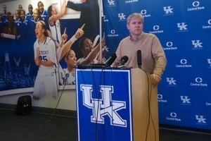 Justus Moves to Assistant Coach Role; Robic Special Assistant
