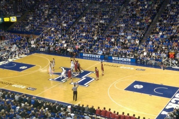 UK Men's Basketball unveils non-conference schedule
