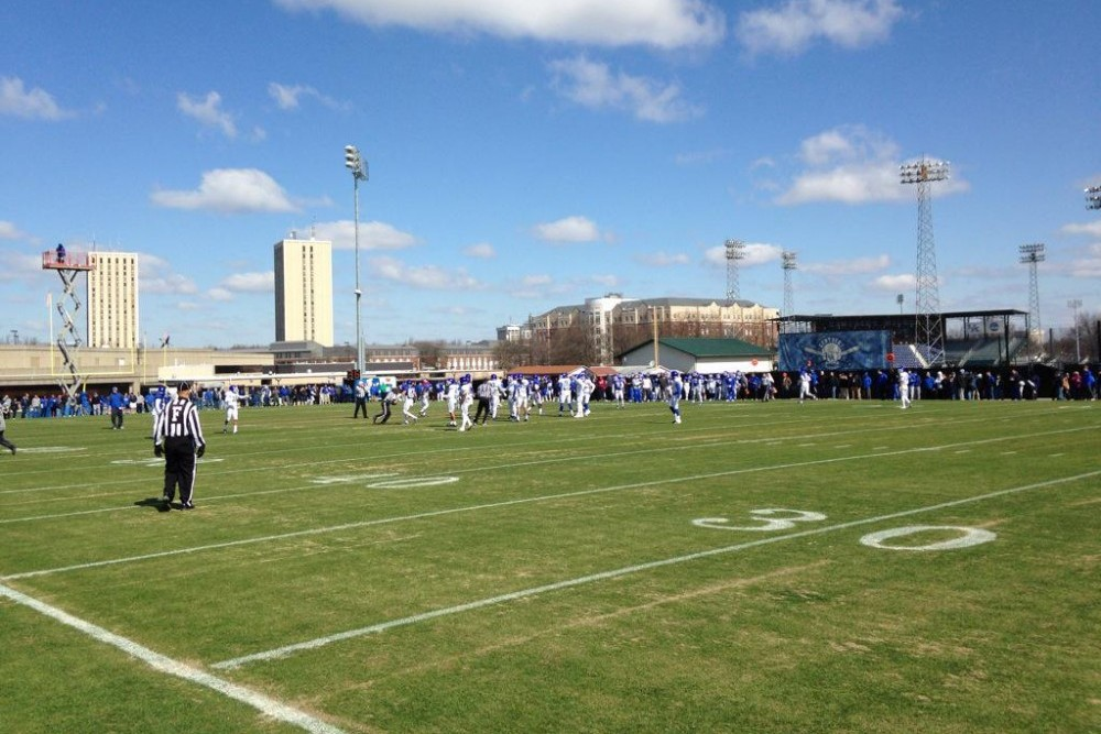 Offensive big plays highlight UK's first spring scrimmage