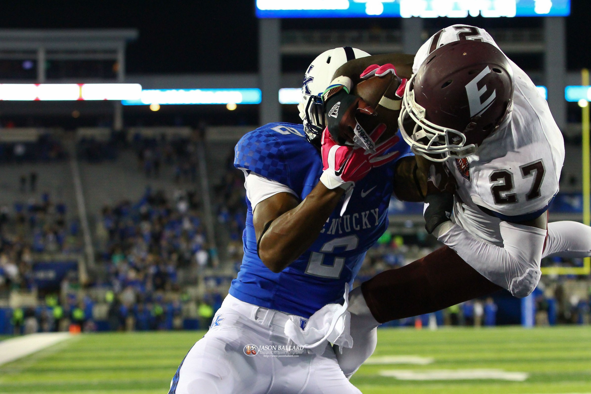 UK, EKU key plays photo gallery