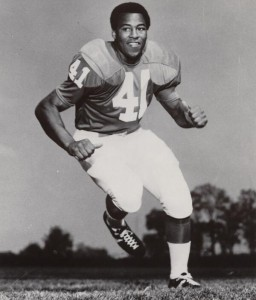 (Wilbur Hackett was the first black team captain of any sports team in the history of the SEC.)