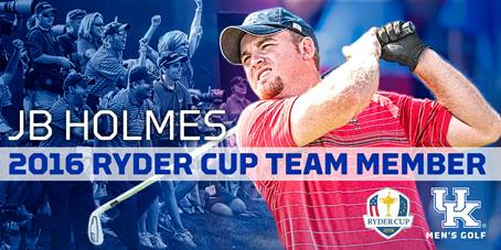 Holmes Ready for Second Ryder Cup