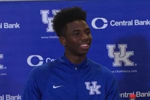 Hamidou Diallo Plans to Return to Kentucky for 2017-18 Season