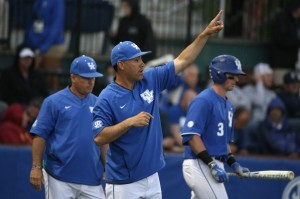 Nick MIngione (Photo courtesy of UK Athletics)