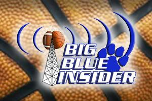 Big Blue Insider Podcast Jeff Piecoro, Joe Mussatto and Cameron Mills