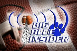 Big Blue Insider Podcast with Oscar Combs, Brad White and Jeff Drummond