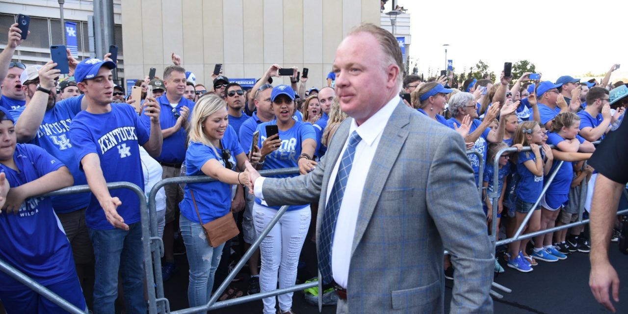 Mark Stoops post Eastern Michigan