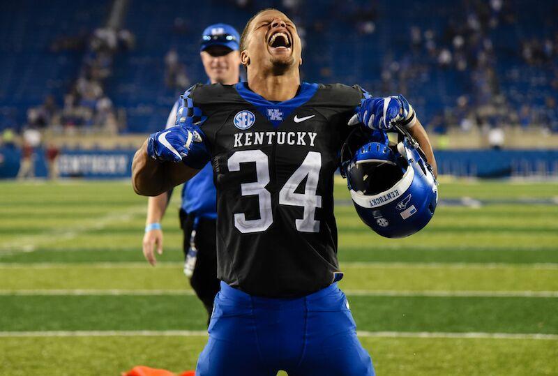 Kentucky Football prediction