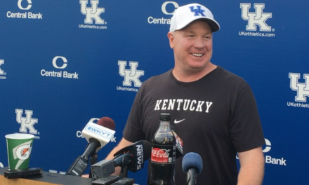 Open practice video and Mark Stoops comments