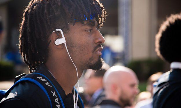 Interviews after Kentucky's win at South Carolina