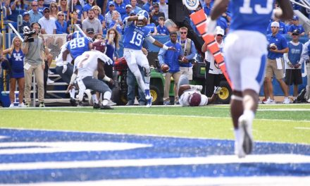 UK 27, EKU 16 postgame notes, numbers & highlights