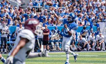 Stephen Johnson's story one of toughness, determination and winning