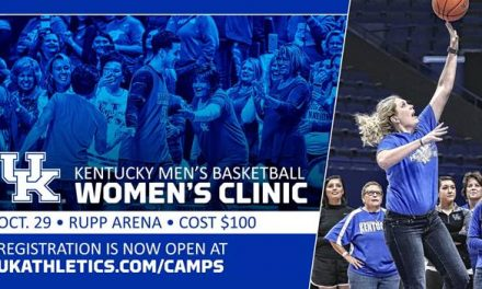 2017 John Calipari Women's Clinic Set for Oct. 29 in Rupp Arena