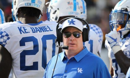 Ugly to you? It was beautiful to Mark Stoops as Cats ring up road victory in season opener