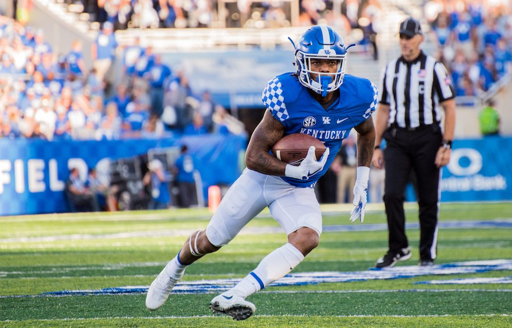 Bowden Named SEC Freshman of the Week