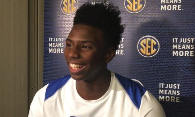 5 take aways from Kentucky's day at SEC Basketball Media Day