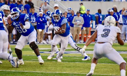 Kentucky 24, Easter Michigan 20, postgame notes and stats