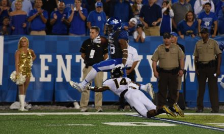 Kentucky 40, Missouri 34; notes and stats