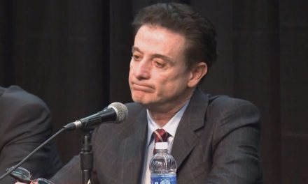 He left UK on top. Now, Pitino is leaving Louisville – for all the wrong reasons