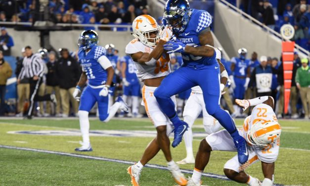 Kentucky 29, Tennessee 26 game wrap up