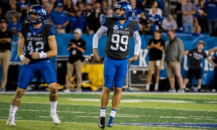 Los Angels Rams sign Kentucky all-time leading scorer Austin MacGinnis