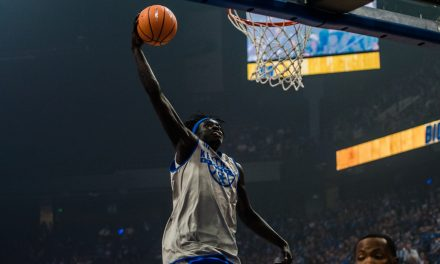 Former Wildcat Wenyen Gabriel traded to Portland Trailblazers