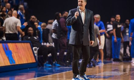 John Calipari post Morehead State