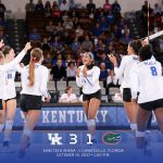History! Kentucky Topples No. 1 Florida in Gainesville