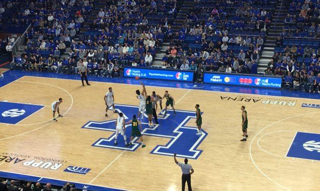 Kentucky 73, Vermont 69 game wrap up
