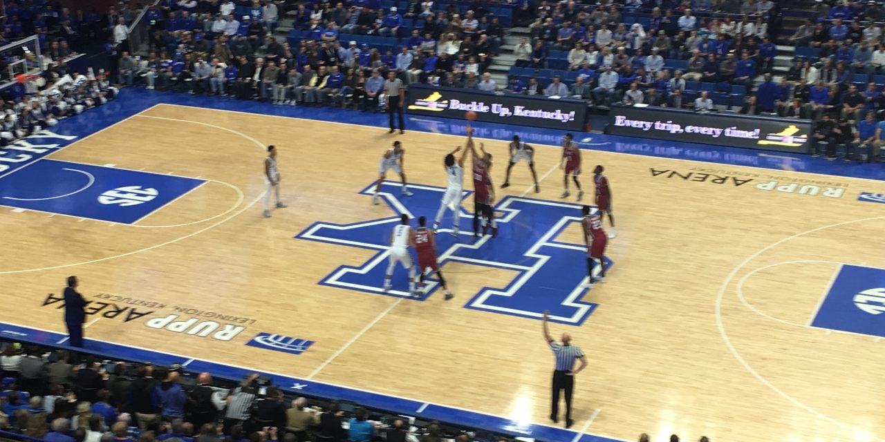 Kentucky 70, Troy 62 game wrap up