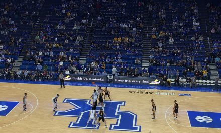 Kentucky 103, Centre 63 game wrap-up
