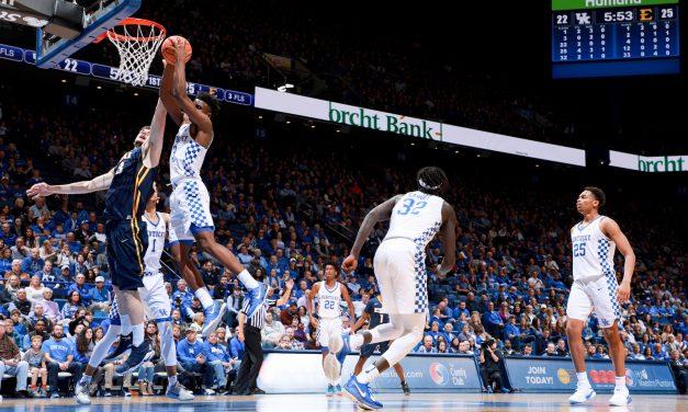 Kentucky 78, ETSU 61 game wrap up
