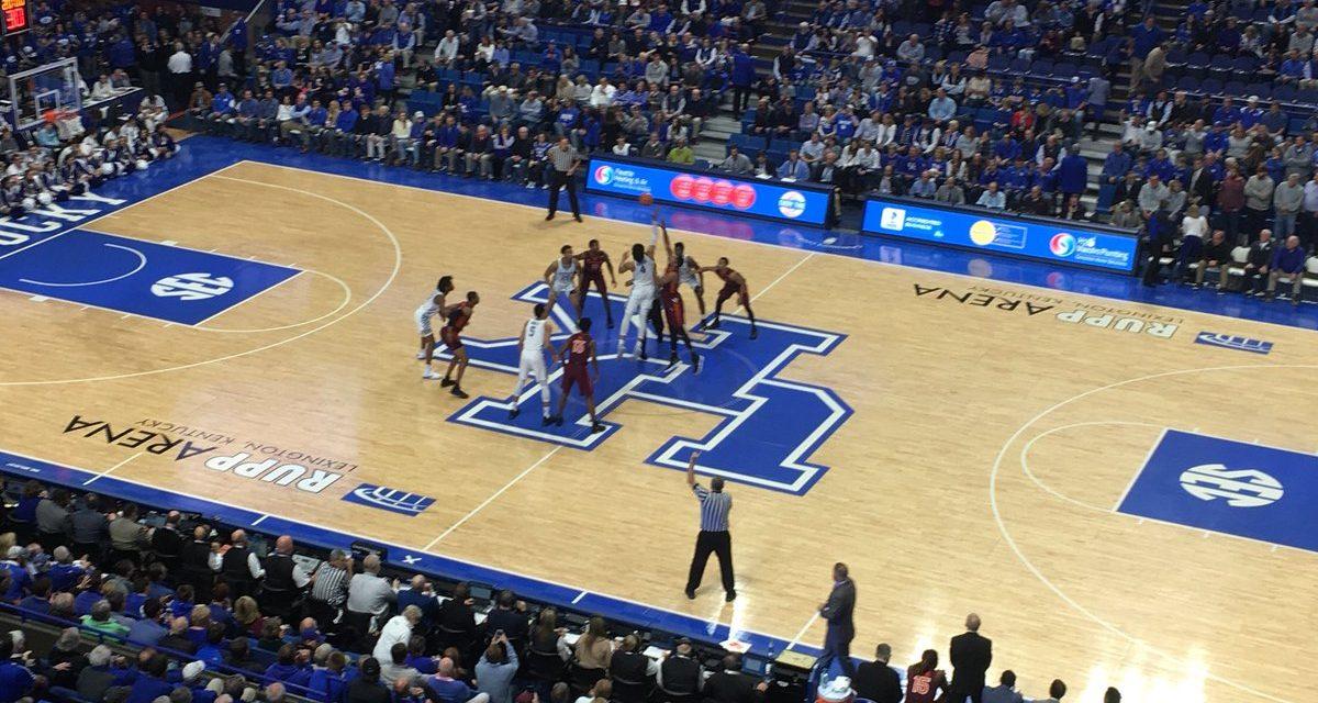 Kentucky 93, Virginia Tech 86 game wrap up