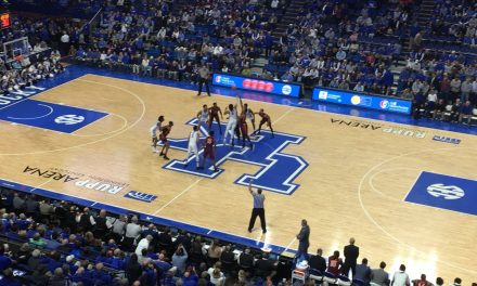 Kentucky 93, Virginia Tech 86 game wrap up