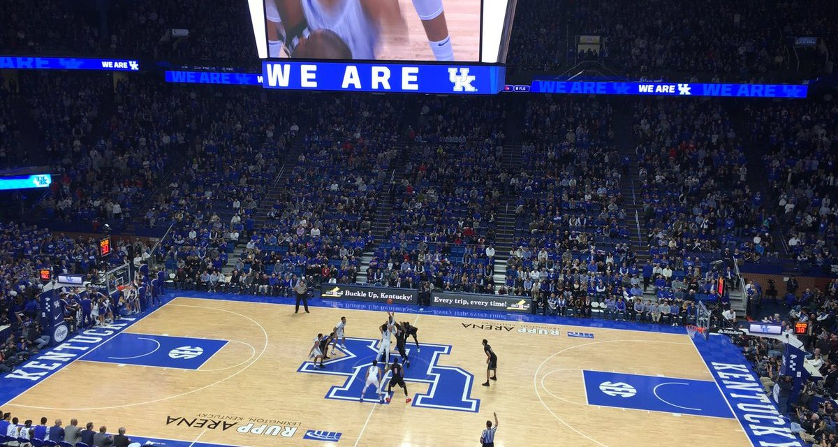 Kentucky 90, Louisville 61 game wrap up