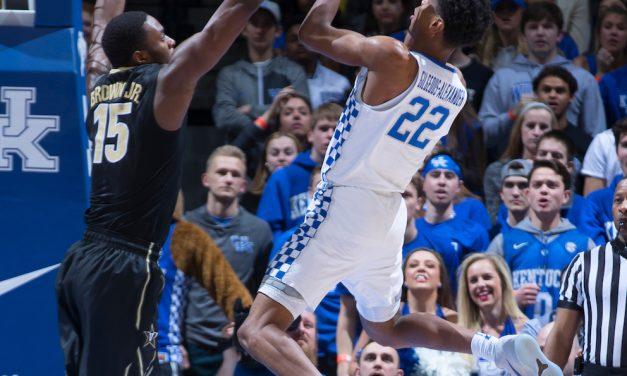 Kentucky 77, Georgia 72 game wrap up