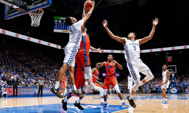 Setback or progress? Calipari sees the good in UK loss to Gators