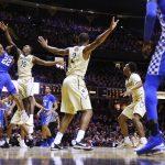 Kentucky 74, Vanderbilt 67 game wrap up