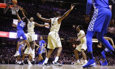 Kentucky 74, Vanderbilt 67 game wrap up
