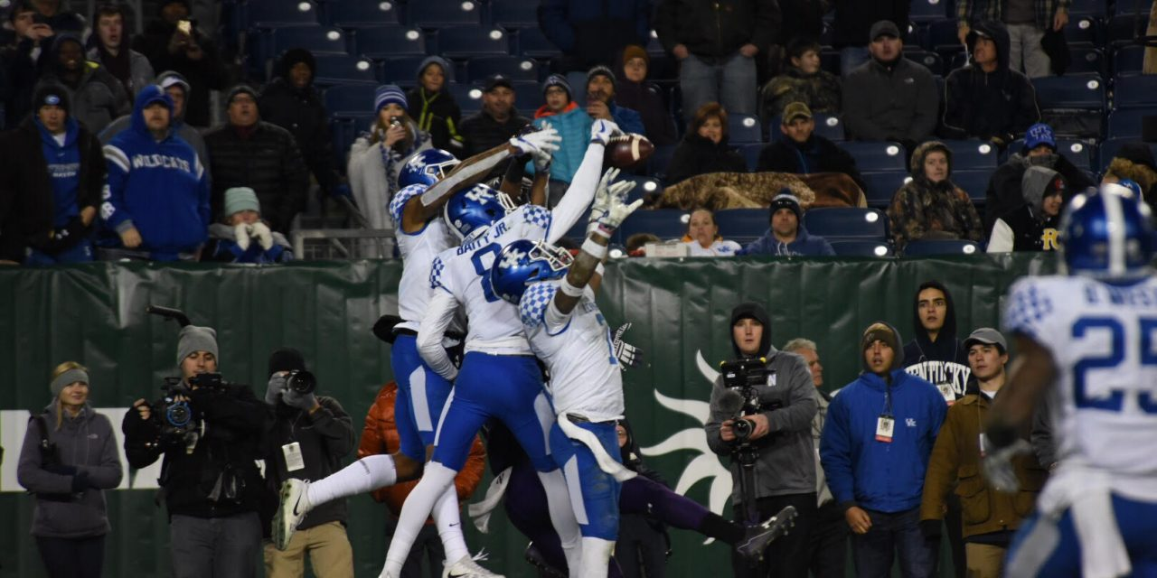 UK's defense improved instantly when Allen, Edwards decided to return
