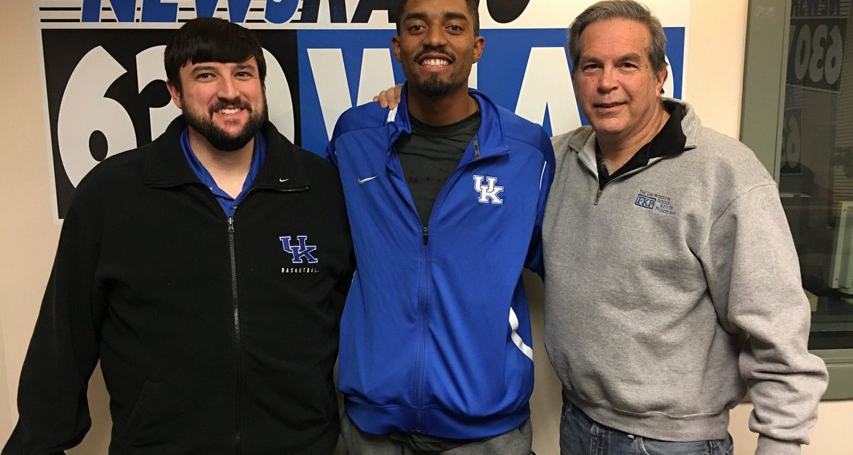 Big Blue Insider Podcast with Stephen Johnson and Tom Leach