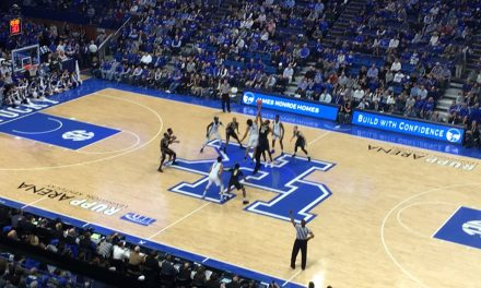 Kentucky 83, Vanderbilt 81 (the school not Jarred) game wrap up