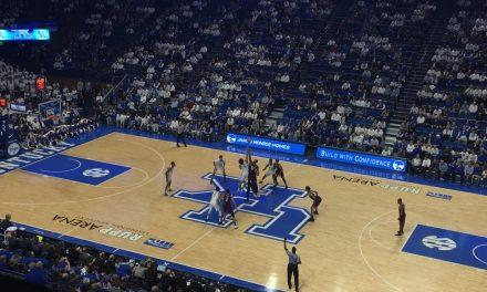 Kentucky 74, Texas A&M 73 game wrap up