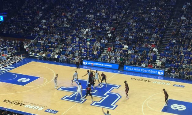 Kentucky 66, Georgia 61 game wrap up
