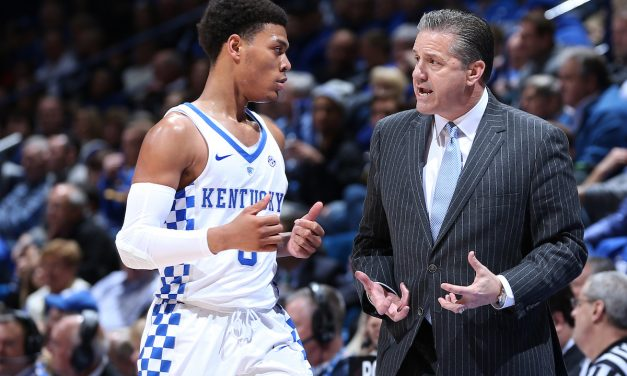 Calipari says, 'This one's on me' as Cats fall to Vols