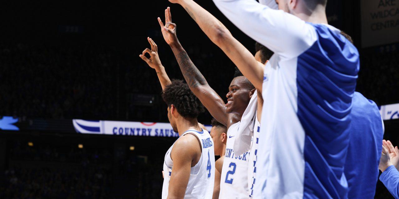 Kentucky 62, Georgia 49 SEC Tournament game wrap up