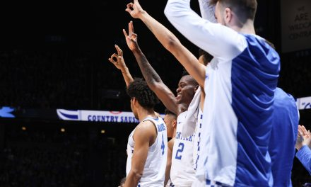 Kentucky 62, Georgia 49 SEC Tournament game wrap up