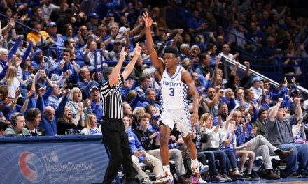 More fun means better basketball as Cats whip Mizzou
