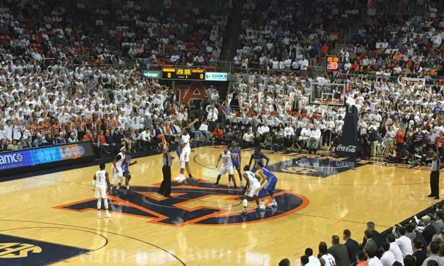 Auburn 76, Kentucky 66; game warp up