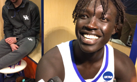 Wenyen Gabriel Elects to Remain in 2018 NBA Draft